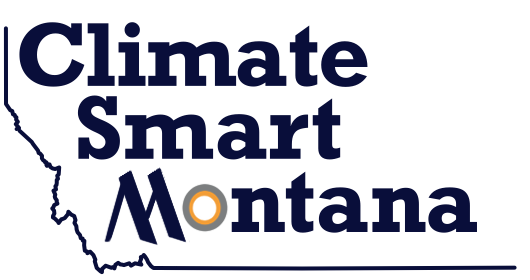 Climate Smart Montana Logo